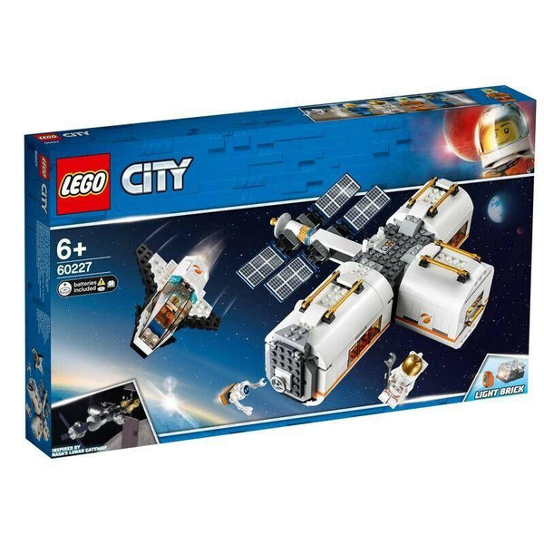 City Lunar Space Station