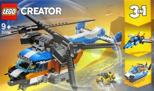 Creator Twinrotor Helicopter