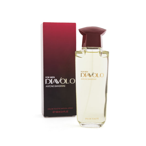 Antonio Banderas Diavolo 100 ml EDT Spray