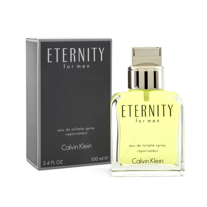 Calvin Klein Eternity 100 ml EDT Spray