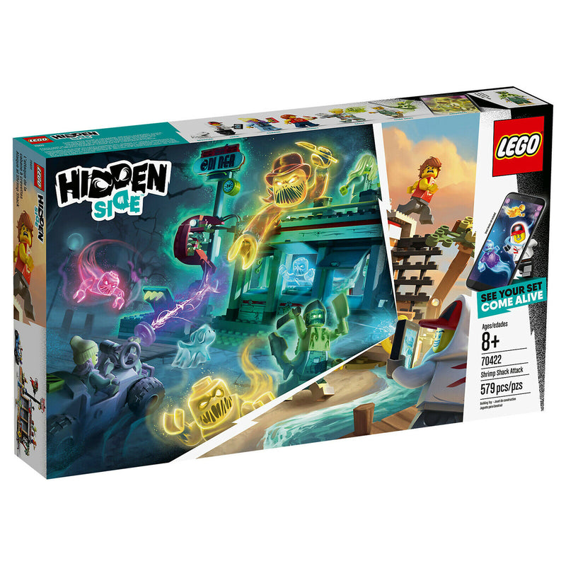 Hidden Diner  Bad Guy Playset