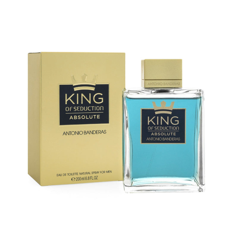Antonio Banderas King Of Seduction Absolute 200 ml EDT Spray