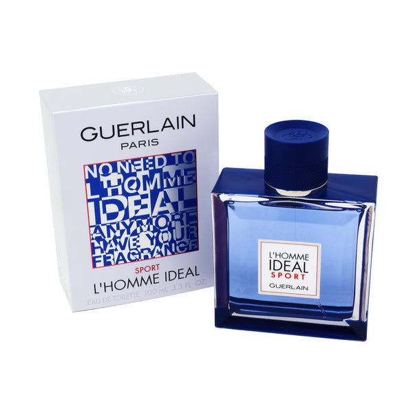 Guerlain L'Homme Ideal Sport 100 ml EDT Spray