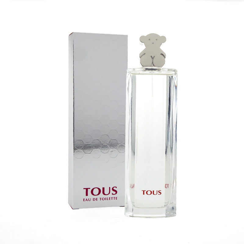 Tous Plateado 90 Ml Edt Spray
