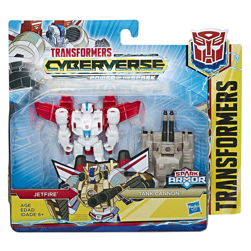 Transformers Cyberspace Spark Armor 15