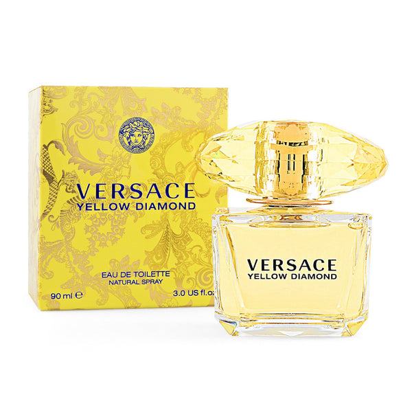 Versace Yellow Diamond 90 ml EDT Spray