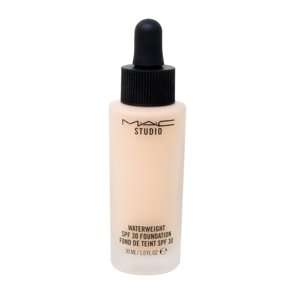 MAC  Base Liquida Studio Waterweight Spf 30 /Pa++ Foundation Nw15