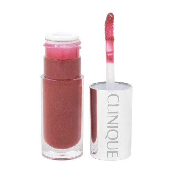 Clinique  Brillo Labial Marimekko Pop Splash Lip Gloss - Fruity Pop 4.3 Ml - Rojo Quemado