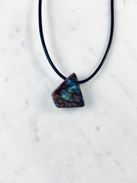 Nami Boulder Opal Necklace