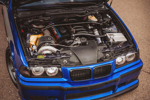 E36 Coolant Tank and Catch Can Combo