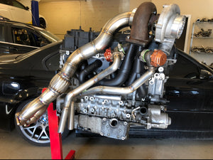 N55 Turbo kit