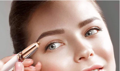 Say Goodbye to Painful and Expensive Eyebrow Visits with our Eyebrow Hair Remover