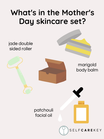 mother's day skincare set