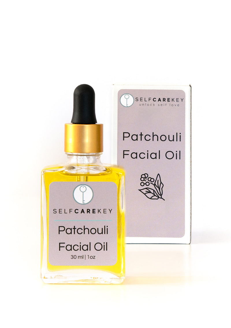 Patchouli Facial Oil