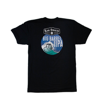 Big Barrel IIPA Logo Tee