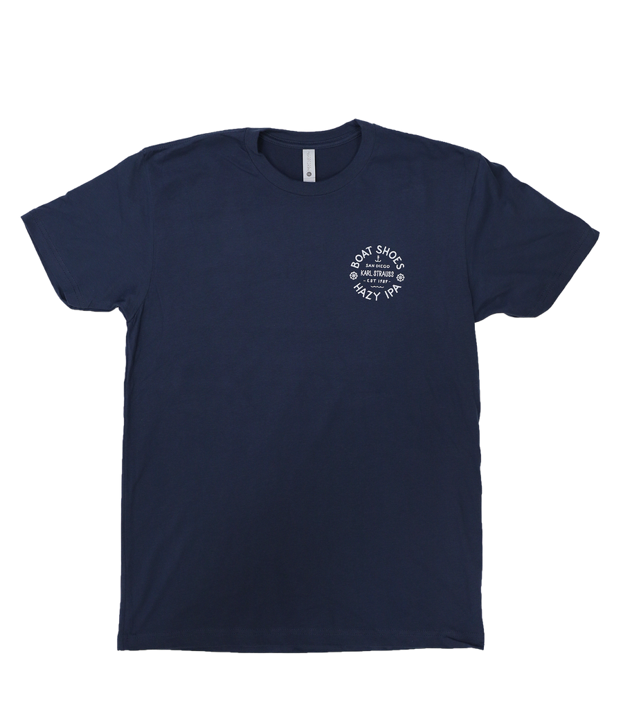 Boat Shoes Hazy IPA Tee