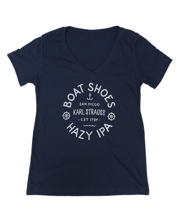 Boat Shoes Hazy IPA Tee Women's