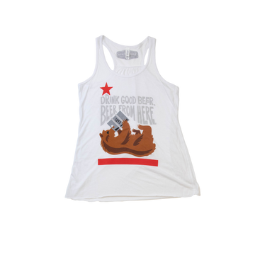 Drink Good Beer Women's Tank