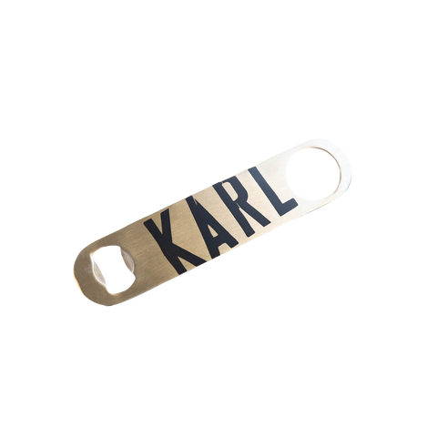 KARL Bottle Opener