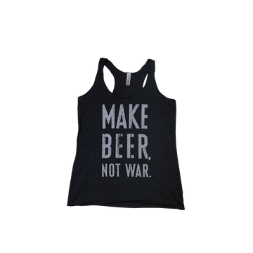 Make Beer Not War Tank