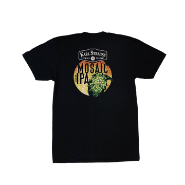 Mosaic Session IPA Logo Tee