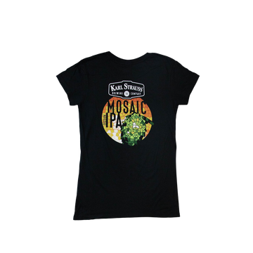 Mosaic Session IPA Logo Tee Women's