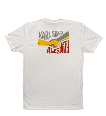 AleSmith Collab Tee