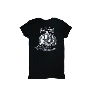 Wreck Alley Logo Tee Women's