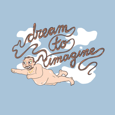 Dream to Imagine Cloud Tee