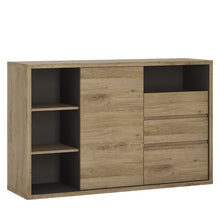 Load image into Gallery viewer, Shetland 1 Door 3 drawer sideboard
