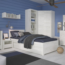 Load image into Gallery viewer, Angel Single Bed with underbed Drawer (Inc Slats)