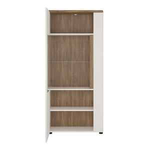 Toledo 1 door low display cabinet (LH)