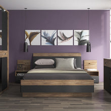 Load image into Gallery viewer, Monaco 160 cm king size bed