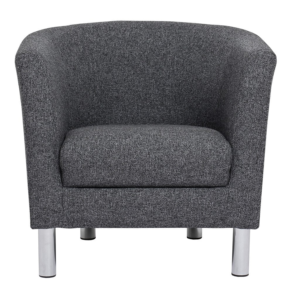 Cleveland Armchair in Nova Antracit
