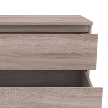 Load image into Gallery viewer, Nova Chest of 3 Drawers in Truffle Oak