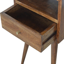 Load image into Gallery viewer, Petite Chestnut Bedside