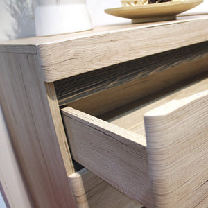 Kensington 5 Drawer Chest in Oak
