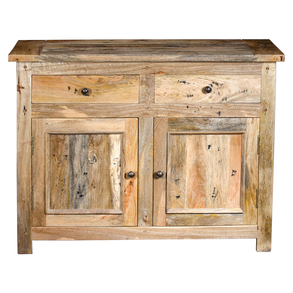 Granary Royale Small Sideboard with 2 Drawers