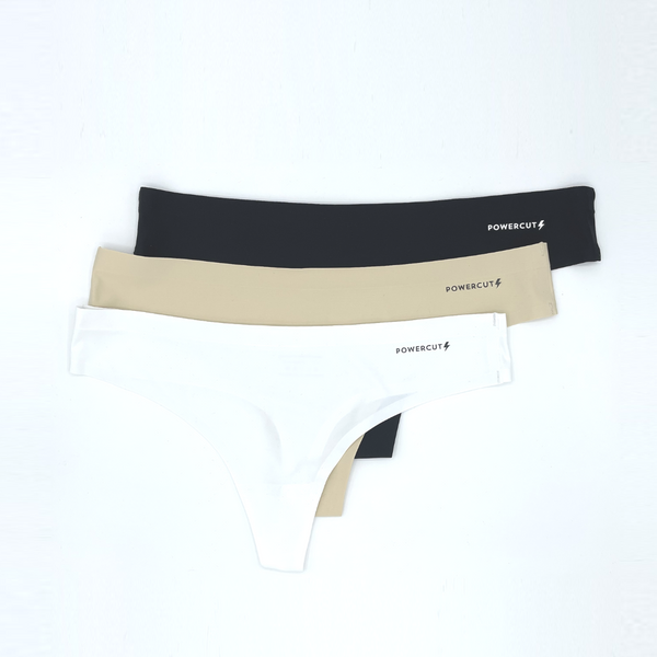 Powercut Seamless Smooth Thong