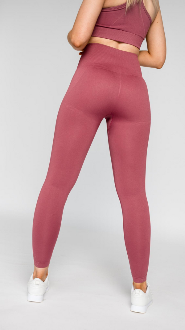 SÖLID ROSE LEGGINGS