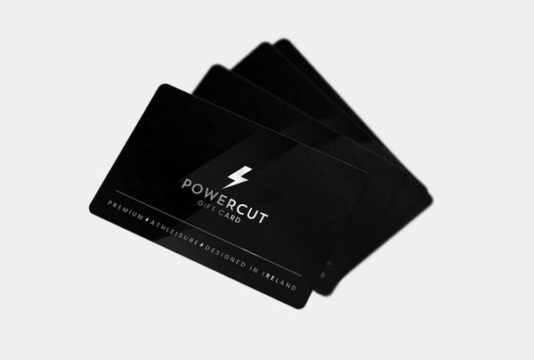 Powercut Gift Card