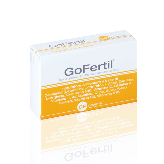 GoFertil® - GP pharma nutraceuticals