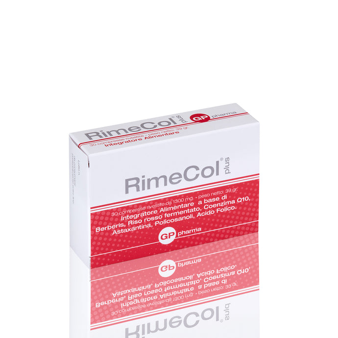 RimeCol® Plus - GP pharma nutraceuticals