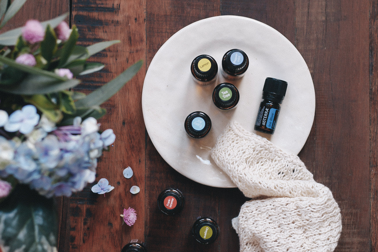 ESSENTIAL OIL BLENDS FOR WELLBEING – Eleanor Ozich