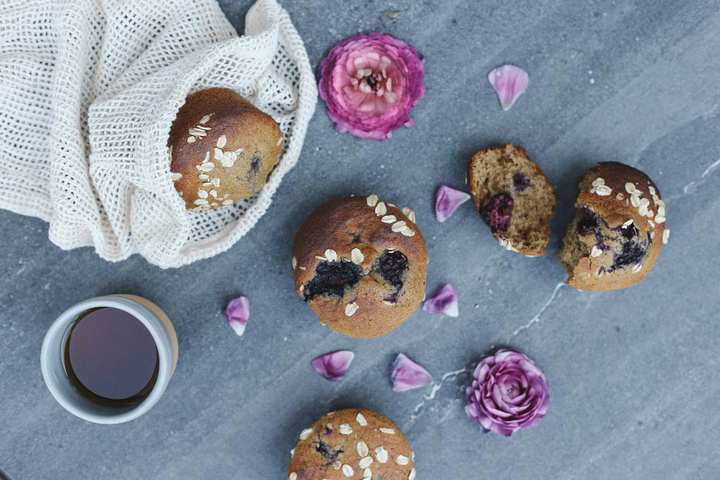 PLEASINGLY SIMPLE MUFFINS