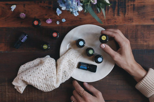 INTRO TO ESSENTIAL OILS | 4 MARCH | MT EDEN