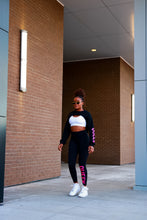 Load image into Gallery viewer, QUEEN LEGGINS PINK