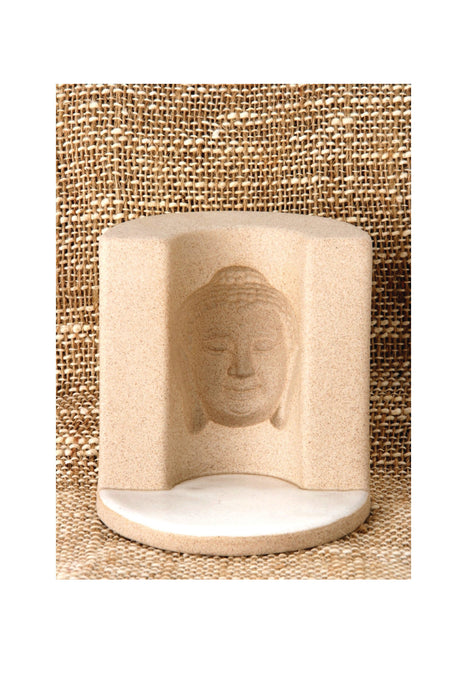 Relief Siddhartha tealight holder