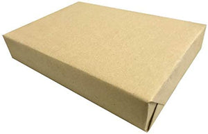 100% Recycled Brown Wrapping Paper (20m)