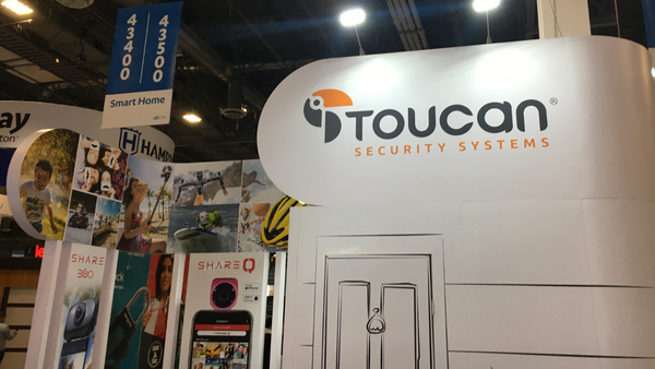 CES 2020 Round Up - Toucan Wireless Video Doorbell and Wireless Outdoor Camera